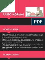 Parto - Obstetrícia