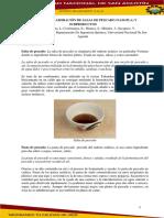 Proceso de Elaboración de Salsa de Pescado y Subproductos