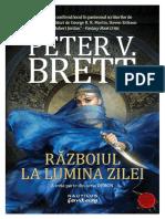 Peter V. Brett - [Demon] 03 Razboiul la lumina zilei #1.0~5