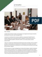 05-11-2018 - Instalan El Consejo Consultivo - Elsoldehermosillo
