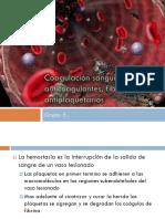 coagulacinsanguneayanticoagulantesfibrinolticosyantiplaquetarios-140301121917-phpapp01