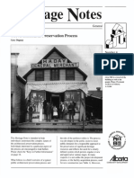 Heritage Notes 4 - Architectural Preservation Process.pdf
