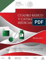 CATALOGO DE MEDICAMENTOS