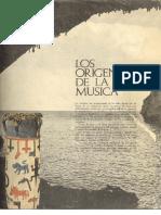 Historia De La Musica - 001 - Los Origenes De La Musica.PDF