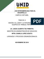 EQUIPOS DE ALTO DESEMPEÑO Y LA IMPLEMENTACIÓN EN AGENCIA DE VIAJES.