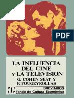 Cohen y Fougeyrollas - La Influencia Del Cine Y La Television.PDF