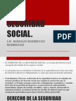 Seguridad Social. Bloque 1