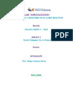 MODULO N° 1 EVALUACIPON Y MONITOREO EN EL CAMPO EDUCATIVO  - SULLANA modo 3