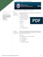 Examen Integrativo II Semestre 22-10-18 Al 04-11-18