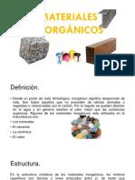Materiales Inorganicos j