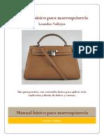 Manual Básico Para Marroquineria