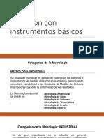 Medición Con Instrumentos Básicos