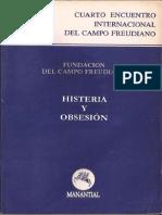 Histeria y Obsesión [Fundación del Campo Freudiano]