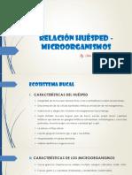 c3 Relación Huésped-microorganismos