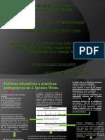 TAREA 1. POLÍTICAS EDUCATIVAS Y PRACTICAS PEDAGÓGICAS DE j. IGNACIO RIVAS