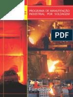 Prog. de Manutençao Industrial Por Soldagem - Fundição