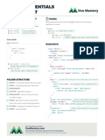 Nuxtjs Cheat Sheet