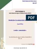 Communication interculturel