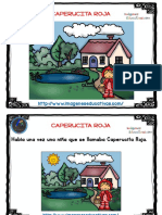 Caperucita Roja Cuento Formato Tarjetas COLOR PDF