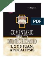 Tomo 24 - 1, 2 y 3 Juan, Apocalipsis mundo Hispano.pdf