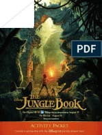 The Jungle Book activities.