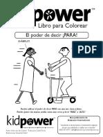 Kidpower Coloring Espanol[1]