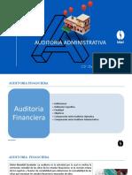 Clase 4 La Auditoria Financiera