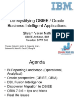 De-Mystifying OBIEE Oracle BI App