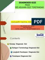 Diagnosis Gizi.basic.2018 Bali