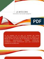 1.7  LA BITACORA (2).pptx