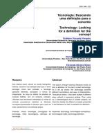 Artigo - Tecnologia Buscando uma Definição para o Conceito.pdf