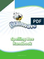 Spelling Bee Handbook