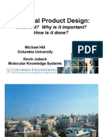 Chemical Product Design - Hill