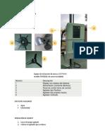 PRACTICA 9 MANUAL Extracción Sólido-Líquido