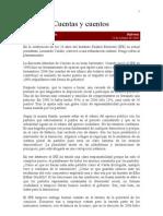 Aguayo Cuentas y Cuentos 131010