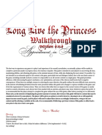 172179 Long Live the Princess Walkthrough Version 0.13.0