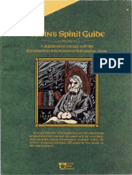 Ghostbusters - Tobin's Spirit Guide