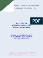 CONCLUSIONES MICROZONIFICACION SISMICA