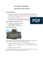 El Jesus Del Evangelio - Clase 1