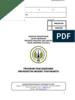 Form Pendaftaran PPs UNY 2015ver 7032015.doc
