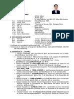 Currículum Vita1