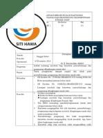 Spo Mfk 7.3 Ep 2 No. 376 Larangan Merokok Bagi Karyawan Pasien Atau Keluarga Dan Pengunjung Dilingkungan Rumah Sakit