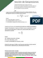 Tema 1 Detección de Geopresiones