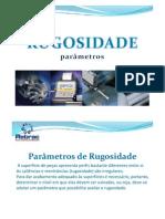 Parametros de RUGOSIDADE
