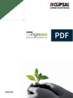 clipsal living green