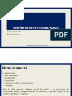 DISEÑO EMPRESARIAL JERÁRQUICO Y TOPOLOGÍA DE RED