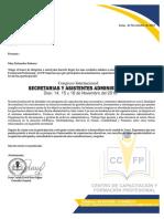 Congreso Internacional Secretarias y Asistentes Administrativos