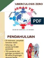 Penyuluhan Tuberculosis