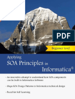 Applying SOA Principles in Informatica - Keshav Vadrevu
