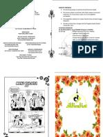 Buku Program Tazkirah Dhuha Pkayidj (Oktober)